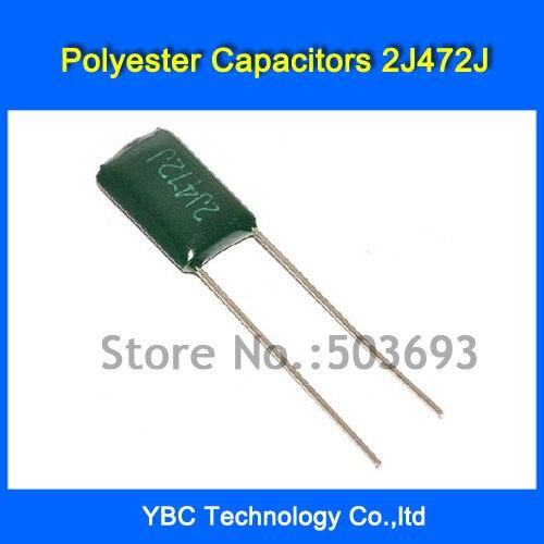 Lots de Condensateur céramique 2.2nF 100V