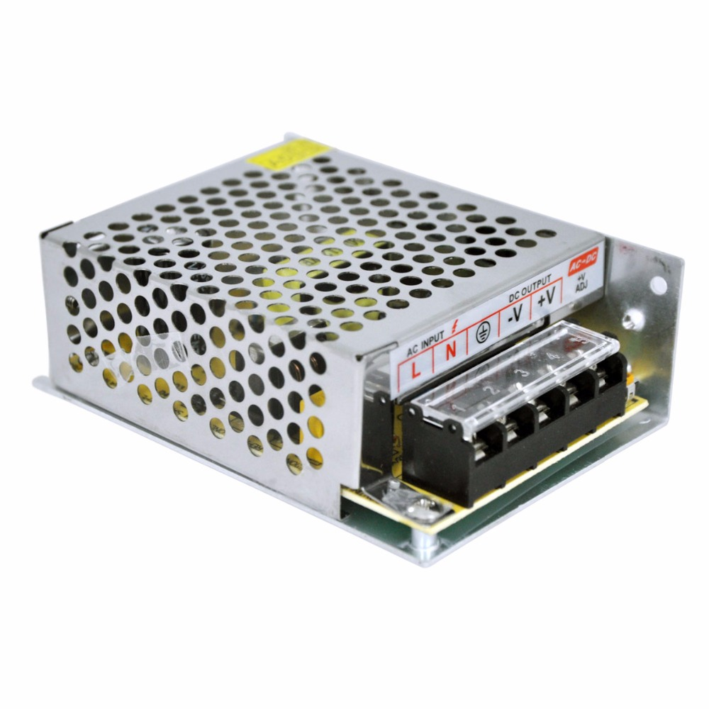 Ac to Dc 5V 6A 30W Led Driver Power Supply with Metal CaseAc to Dc 5V 6A 30W Led Driver Power Supply with Metal Case