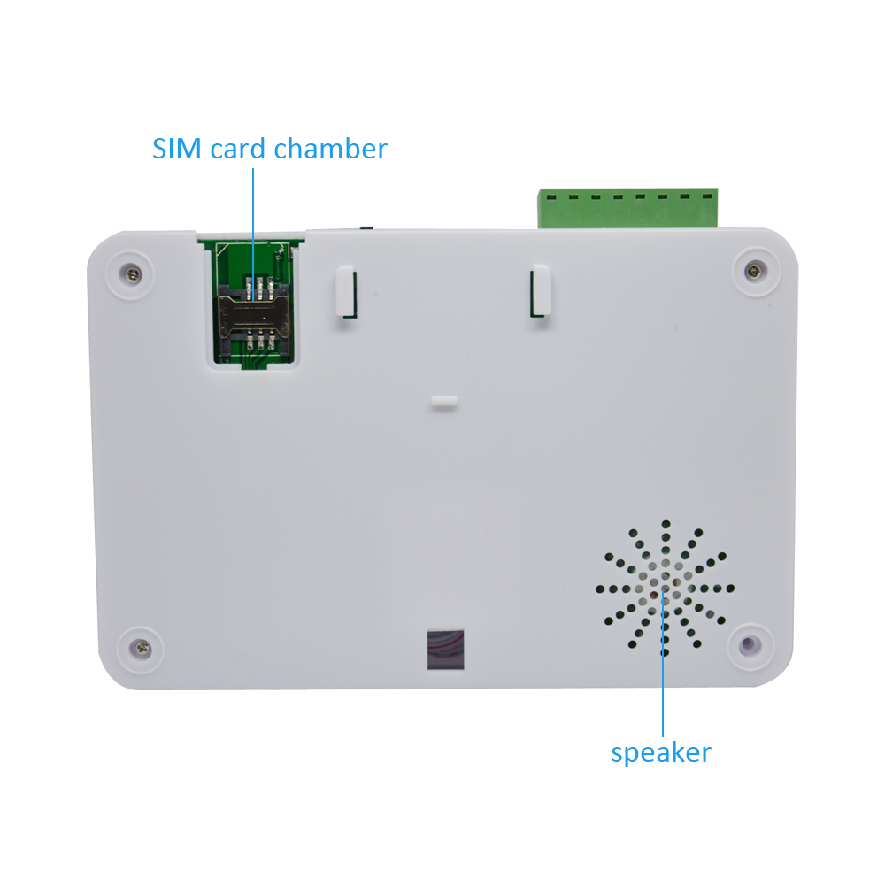 Home-security-protection-GSM-SMS-wireless-Alarm-system-PIR-Motion-detector-Smoke-alarm-Magnet-door-Sensor (2)