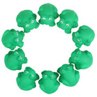 Cute One Dozen Rubber Cute Frog With Sound Shower Favors Baby SEP 21
