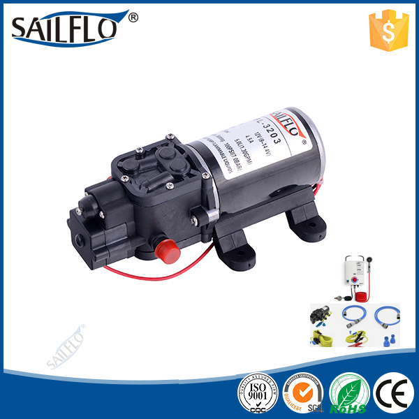 electric water pump 1.34GPM 100psi 12v washer high pressure cleaner Hacoc