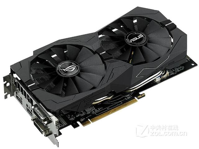 For Asus RX470-4GD5 Graphics Cards 256Bit GDDR5 PCI Express 3.0 16X AMD Radeon RX 470 4G Graphics 2