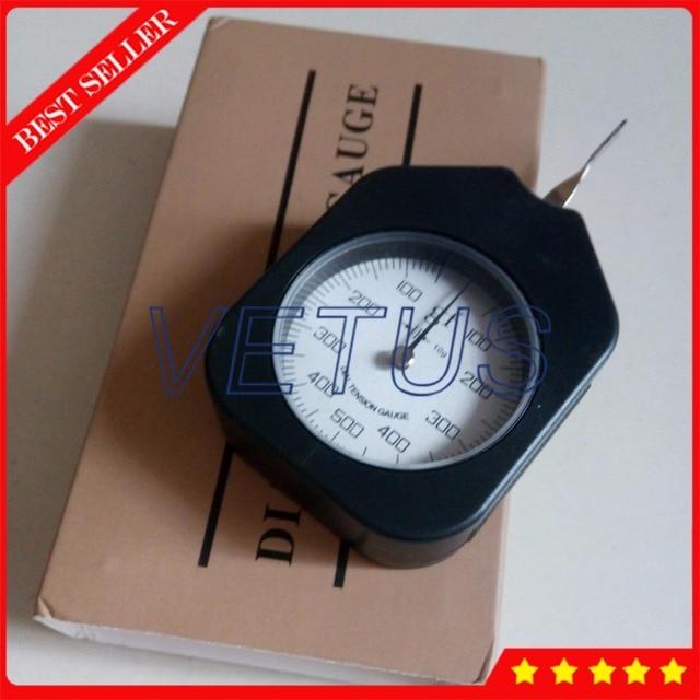 ATG-500-1 500g Analog Tension Meter Tester Gauge with Single Pointer Tensiometer