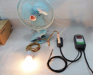 Image 5 - Inkbird ITC 308 Heizung und Kühlung Dual Relais Temperatur Controller, Carboy, Fermenter, Gewächshaus Terrarium Temp. Control