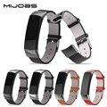 Оригинальный Mijobs модный спортивный сменный Браслет из натуральной кожи мягкий ремешок на запястье для Huawei Honor 3 Смарт-часы