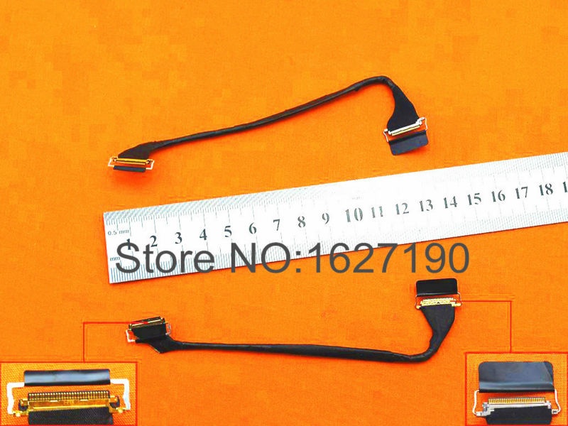 NEW Laptop LCD Cable For LCD Cable For APPLE Macbook pro 13 quot A1278 2012 years Replacement Repair Notebook LCD LVDS CABLE in Computer Cables amp Connectors from Computer amp Office