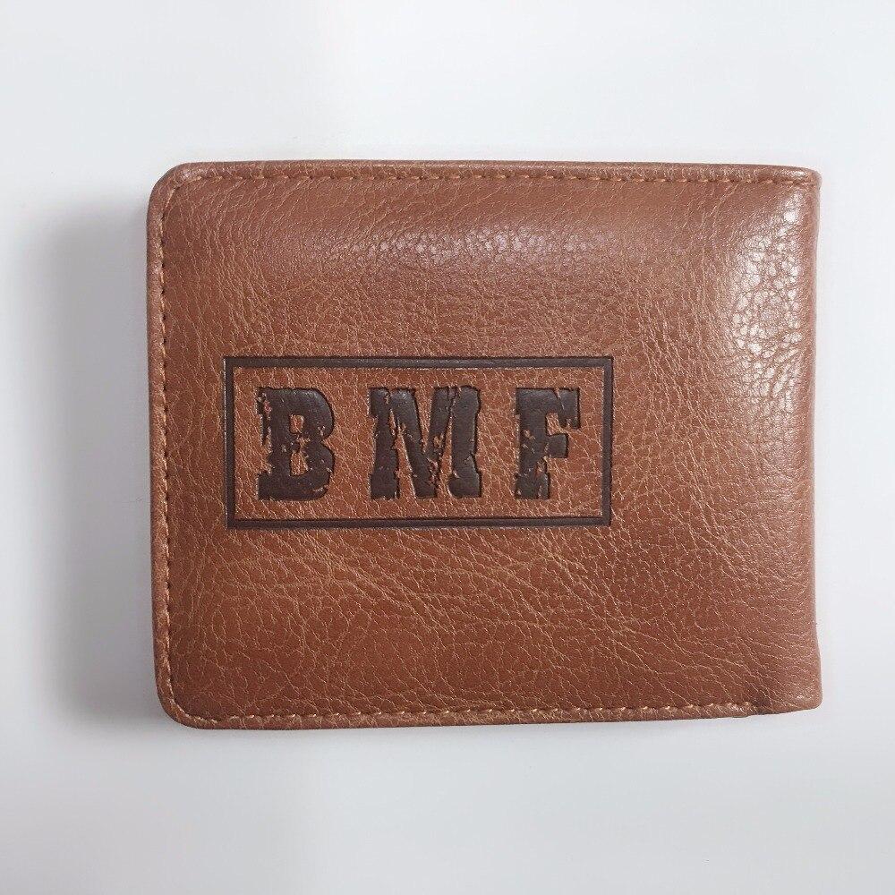 868c34c42 El artículo incluye: 1 Juego de monedero como se muestra en la fotoTamaño:  12*9 cmMaterial: pu, zip puede poner moneda Hort carteras para hombre/ cartera ...