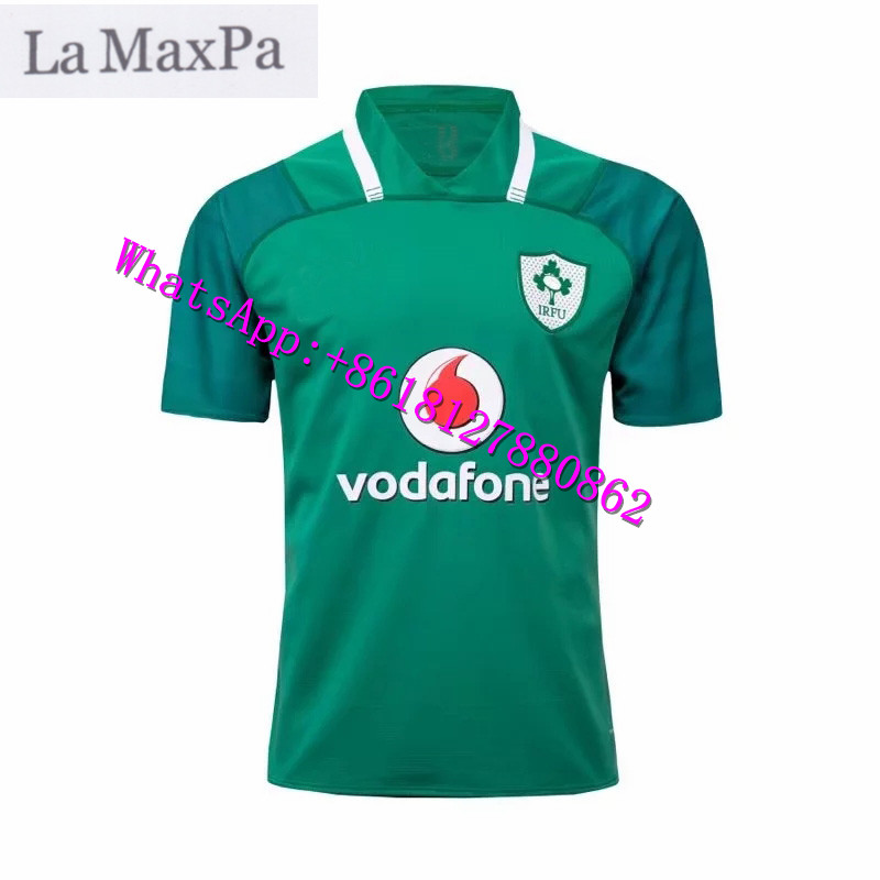 separation shoes 25274 5bfd8 Closeout La MaxPa for Rugby clothes, Irish national team 2017-2018 for New  Rugby Jersey RUGBY WEAR - ...