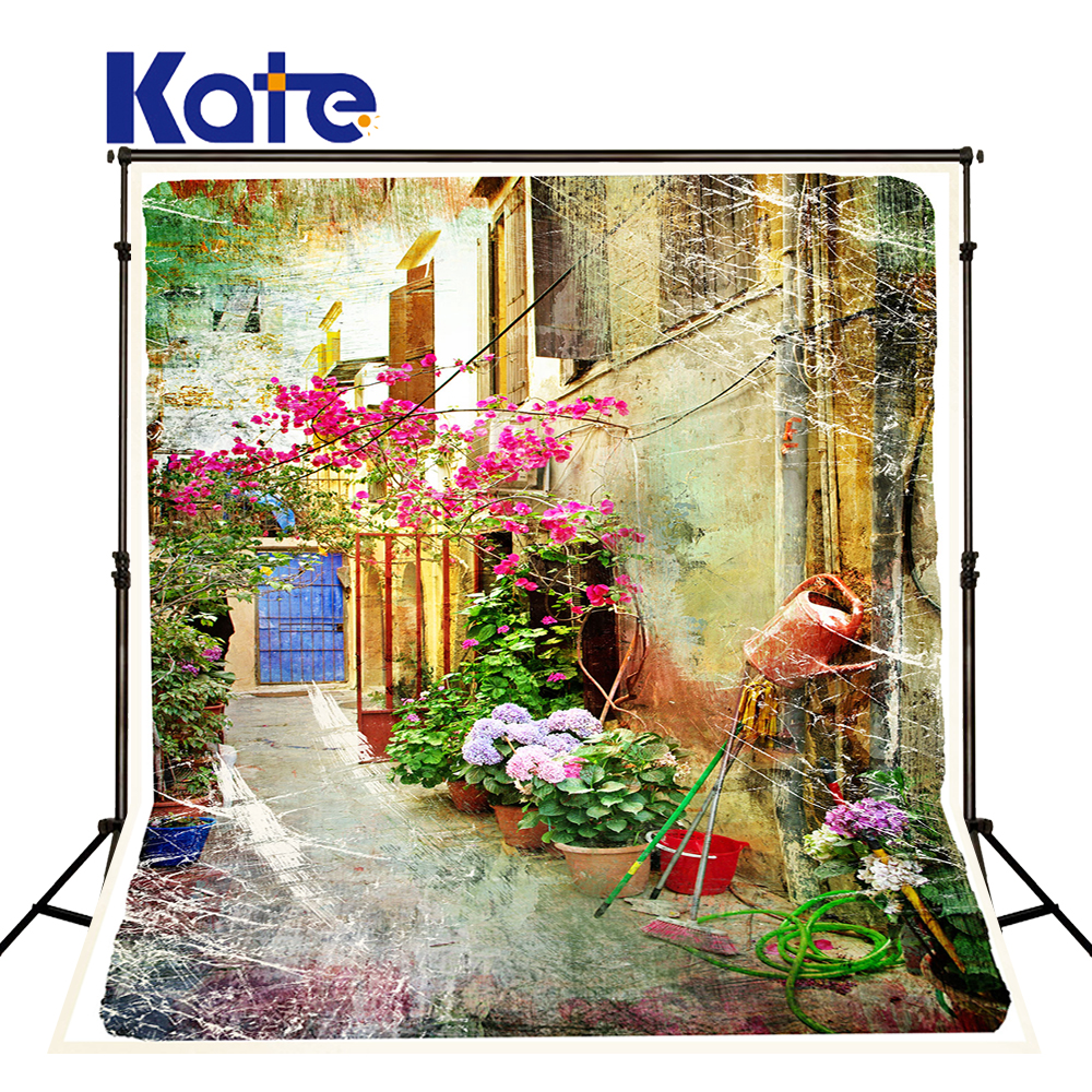 KATE Photo Flowers Background Vintage Wedding Backdrop City Photo Backdrop Naturism Children Photos Children Photo Background photo