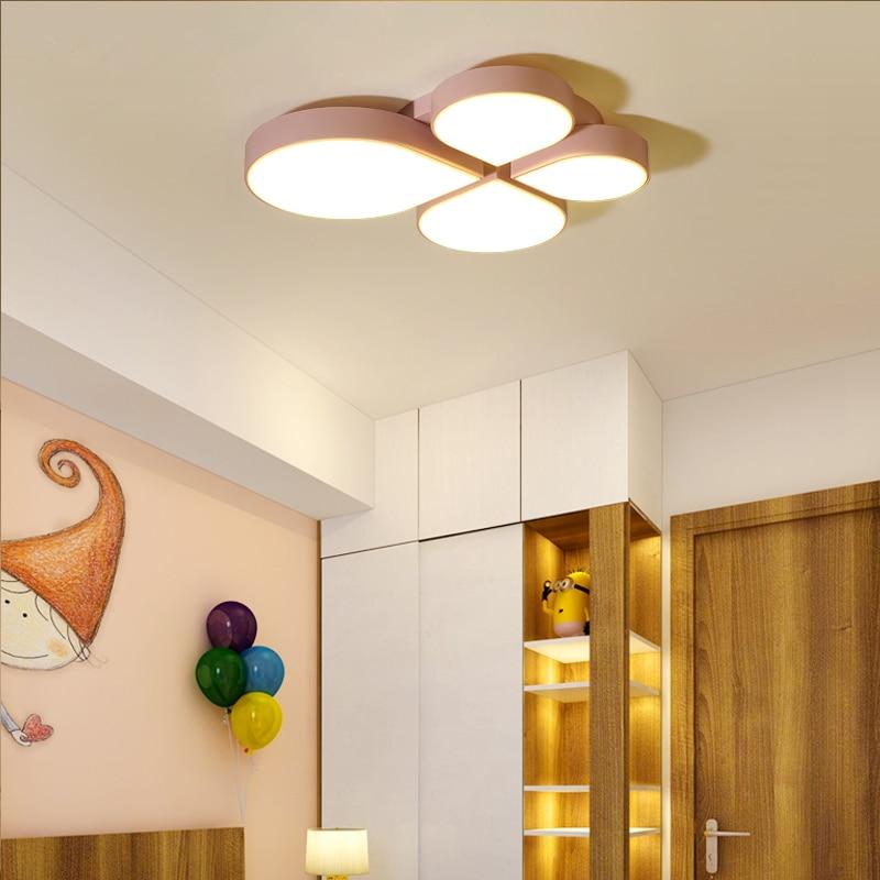 Modern simple LED ceiling lamp living room lights bedroom Ceiling lighting children's room Ceiling lights creative Novelty lamps все цены