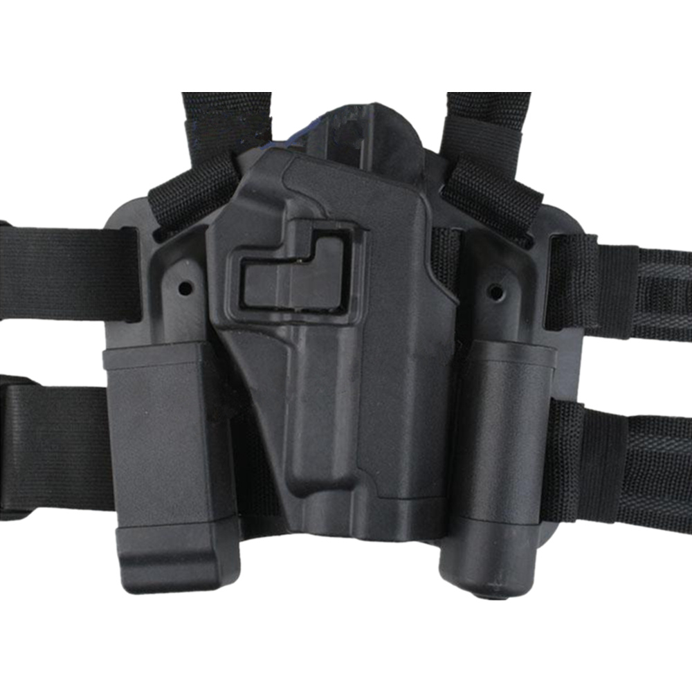 tactical gun holster magazine pouch bag P226 leg sets CQC