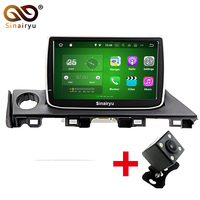 Pure Android 7 1 2 Car GPS Player DVD Player Auto Multimedia For Mazda 6 Atenza
