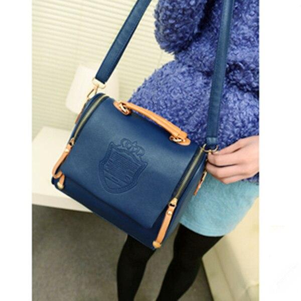 561f957f75 Hot Sale! Women's Handbag Satchel Vintage Leather Crossbody Shoulder Bags  Messenger Medium Evening Bag Casual Clutch bag Totes