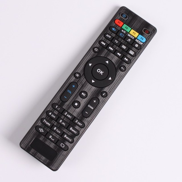 US $1 99  Remote Control for MAG250 MAG254 MAG255 MAG256 MAG257 MAG260  MAG270, TV Box /IPTV box controller -in Remote Controls from Consumer