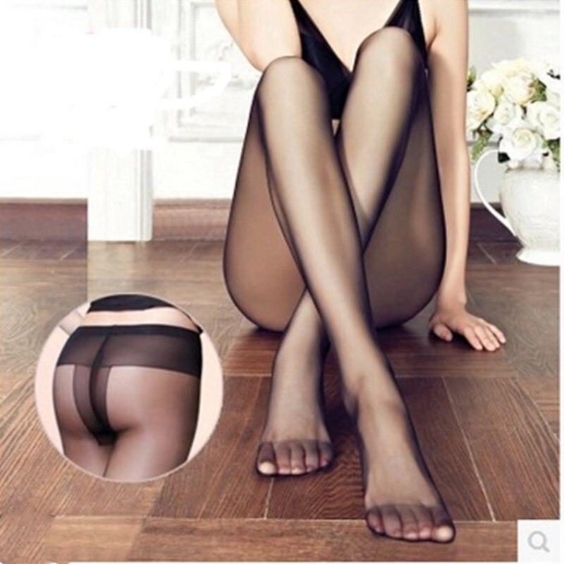 Sexy nylon hosiery