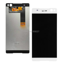 6 inch display For Sony Xperia C5 Ultra Dual E5533 E5563 LCD Display touch Screen Digitizer replacement panel in stock
