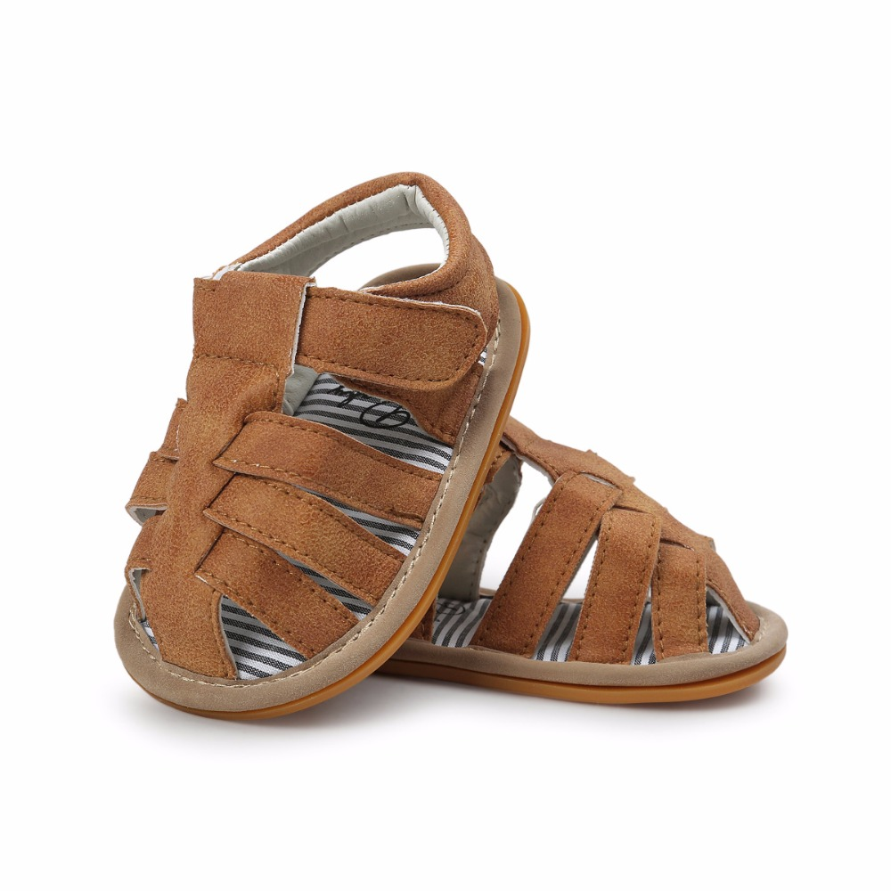 Brown-Color-Summer-Autumn-Newborn-Baby-Boy-Sandals-Clogs-Shoes-Casual-Breathable-Hollow-For-Kids-Children-Toddler-2