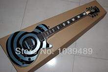 Custom shop ZAKK gitarre tonic elektrische gitarre zu liefern ems-freies verschiffen