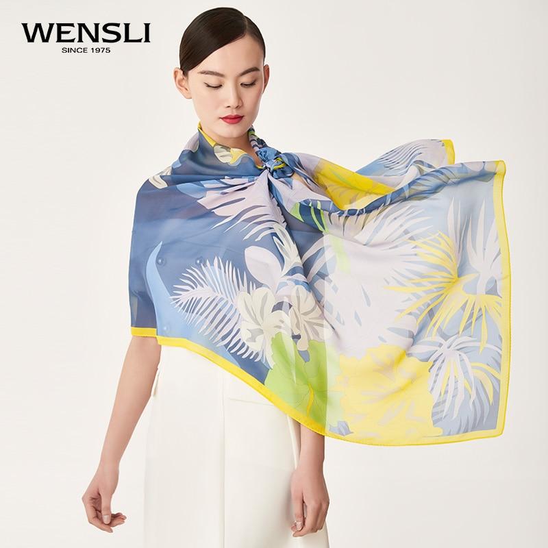 Women/'s Summer Casual Chiffon Long Wraps Shawl Beach Large Silk Scarf US