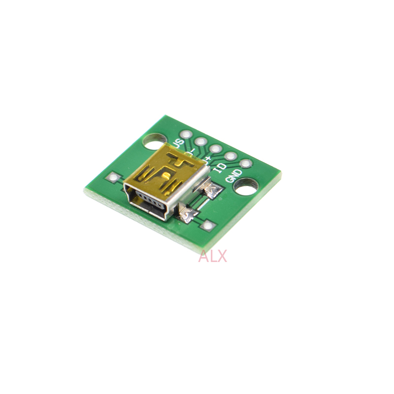 FFC FPC 0.5mm 12 Pin to DIL 2.54mm PCB Converter FLIP Connector Adapter Board