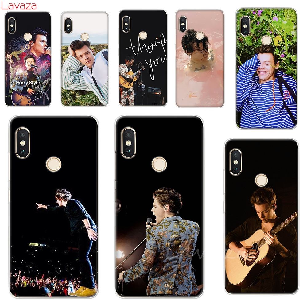 Lavaza Harry Styles Hard Phone Case for Xiaomi Mi 5 5S 6 8 8SE 5X 6X A1 A2 Lite Cases Shell Cover