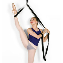 Leg Barella Allungare Ballet Stretch Band per Danza e Ginnastica Esercizio Allenamento Home o Gym Foot Stretch Bands