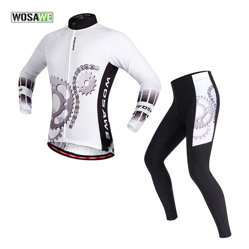WOSAWE Cycling Sets Reflective Strip 8dc137827