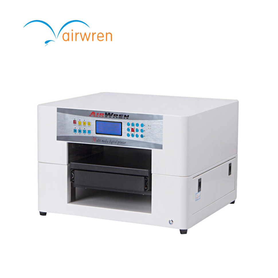 PVC-Kartendruckmaschine Eco Solvent Printer Machine mit Free Rip - Büroelektronik
