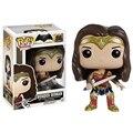 10 см Funko POP Винил Рисунок DC Universe фильм Бэтмен ПРОТИВ Супермена-Wonder Woman Super Heroes Рисунок Куклы