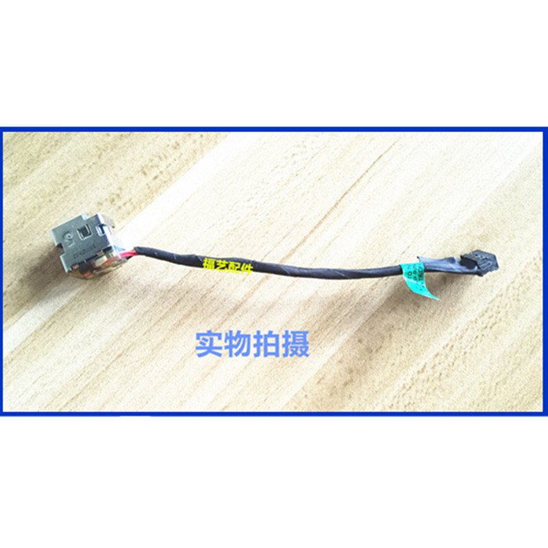 New Laptop Dc Power Jack Cable Charging Connector Port