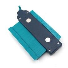 Самоблокирующийся контурный Калибр профиль Дубликатор плитки край формирующий инструмент