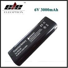 High Quality Power Tool Battery for Paslode 6V 3000mAh Ni MH B20544E 404717 BCPAS 404717SH IM250A