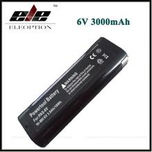 High Quality Power Tool Battery for Paslode 6V 3000mAh Ni-MH B20544E,404717 BCPAS-404717SH IM250A-F16,IM65A,F16 ,900420,900600