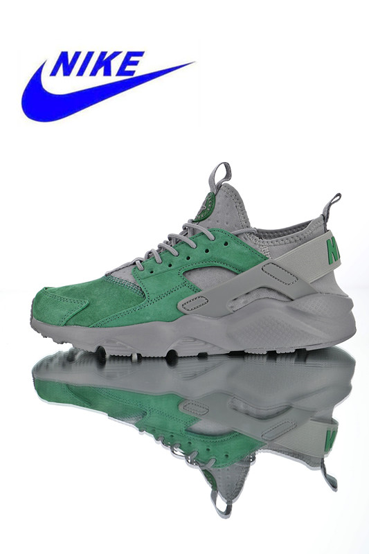huge selection of 056a9 1cbc5 Original New Nike Air Huarache Ultra Suede ID Men s Running Shoes Outdoor  Sports Shoes Shock Absorption Breathable 8296669-664