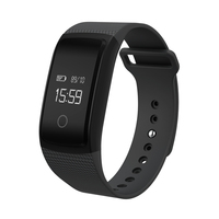 Sports Passometer Smart Wristband Bluetooth 4 0 Smart Watch For Android IOS Sleep Monitor Bracelet Clock