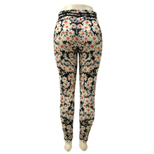 123287562e Fashion Floral Print Leggings Women Compression Sexy High Waist Workout  Fitness Legging Casual Pants Daisy Pattern