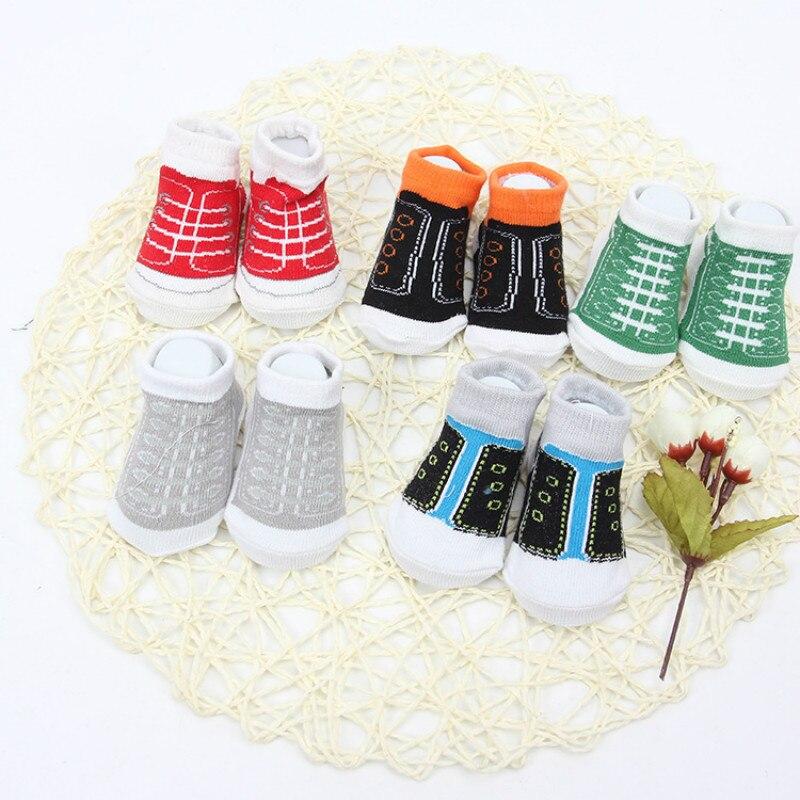 2017 móda nový podzim zimní děti divoké boty ponožky dětské - Oblečení pro miminka