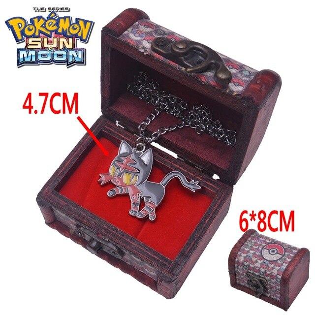 Аниме кулон в подарочной коробке Покемоны в ассортименте 3