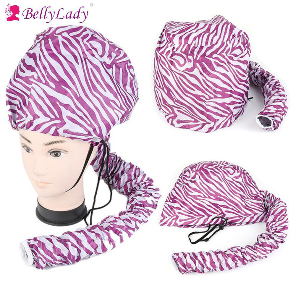 Professional Hair Dryer Cap Printing Hair Dryer Attachment Salon Soft Hair Dryer Hat in Caps Foils Wraps from Beauty Health