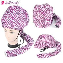 Professional Hair Dryer Cap Printing Attachment Salon Soft Hat