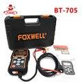 Foxwell BT 705 BT705 BT-705 12 Вольтовой Батареи Анализатор Тестер Непосредственно Обнаружить Плохой Автомобиль Батарея