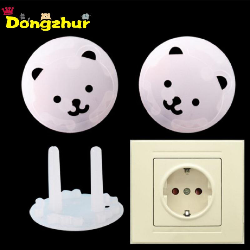 10pcs-set-bear-eu-power-socket-electrical-outlet-cover-protection-children-baby-safety-anti-electric-shock-plugs-protector-cover