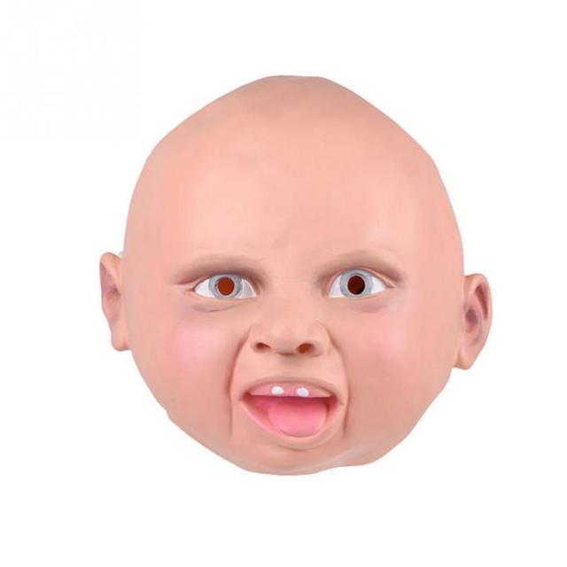 Aliexpress.com : Buy Halloween Human Full Face Horror Party Masks ...