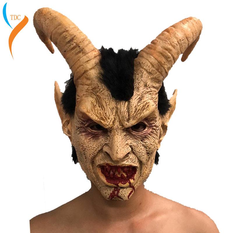 Red Devil Horns Headband Halloween Costume Accessory prop Lucifer Vampire Satan