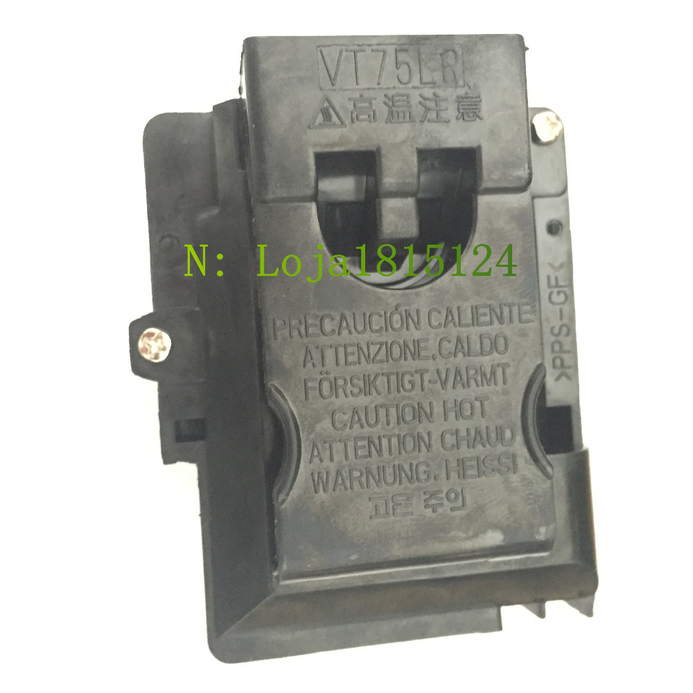 NEC LT280 LT375 LT380 LT470 LT670 LT675 LT676 VT470 VT670 VT675 VT676 Projector Replacement Lamp - VT75LPE/VT75LP / 50030763 vt75lp 50030763 replacement projector lamp with housing for nec lt280 lt375 lt380 lt380g vt470 vt670 vt675