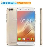 DOOGEE X30 3G Android 7.0 5.5 inç Smartphone Çift Arka Kamera MTK6580A Quad Core 2 GB RAM 16 GB ROM Cep Telefonu