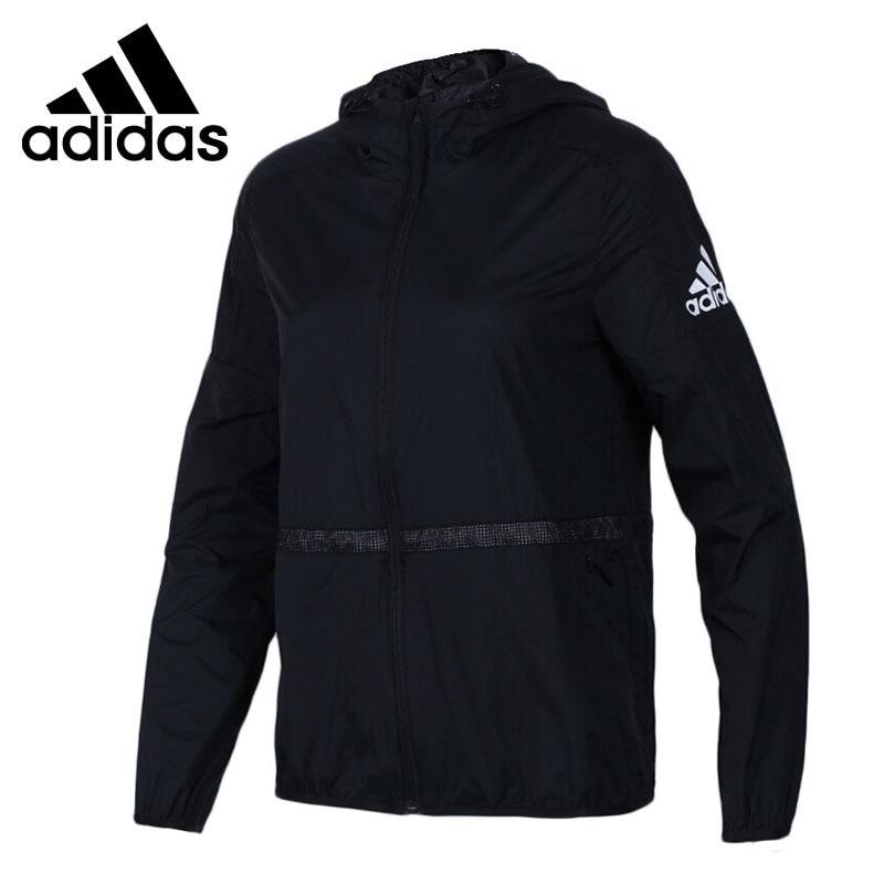 Original New Arrival 2018 Adidas WB ID SUMMER Women's jacket Hooded Sportswear original new arrival 2018 adidas wb logo summer women s jacket hooded sportswear