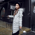 Woman Winter Coat Women Long Thicking 2017 New Hot Sale European Style Fashion Slim Winter Jacket Women Plus Size Outwear Parkas