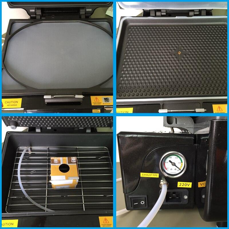 Heißer verkauf 3D Sublimation Transferpresse Drucker 3d vakuum wärmepresse Drucker Maschine Druck für Fällen Tassen Teller Gläser - 3