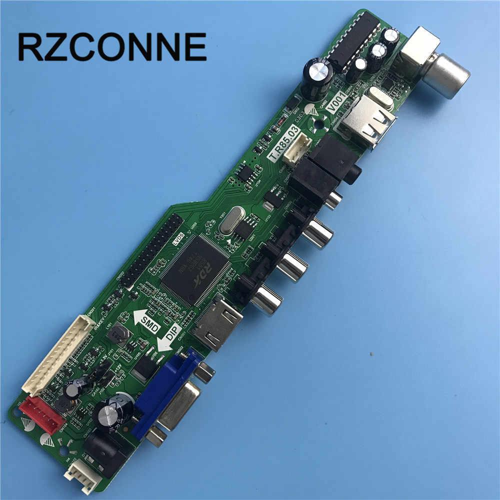 LA MV29 P Universal LCD Controller Board Resolution TV Motherboard  VGA/HDMI/AV/TV/USB HDMI Interface Driver Board